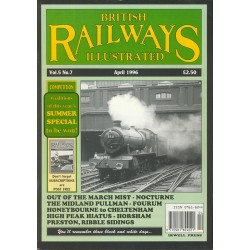 British Railways Illustrated 1996 April