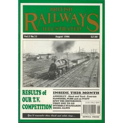 British Railways Illustrated 1996 August