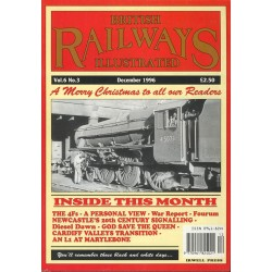 British Railways Illustrated 1996 December