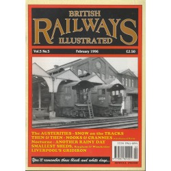British Railways Illustrated 1996 February