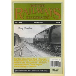 British Railways Illustrated 1996 January