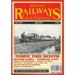 British Railways Illustrated 1997 April