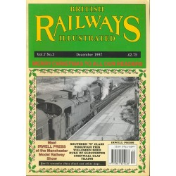 British Railways Illustrated 1997 December