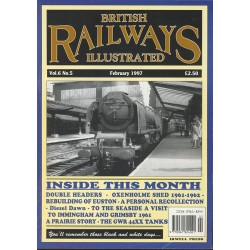 British Railways Illustrated 1997 February