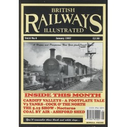 British Railways Illustrated 1997 January