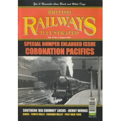 British Railways Illustrated 2001 August