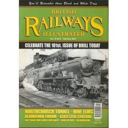 British Railways Illustrated 2001 February