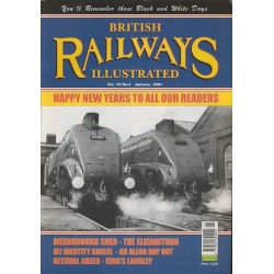 British Railways Illustrated 2001 January