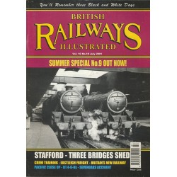 British Railways Illustrated 2001 July