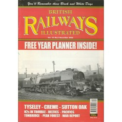 British Railways Illustrated 2002 December
