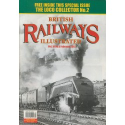 British Railways Illustrated 2007 February