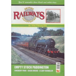 British Railways Illustrated 2010 February