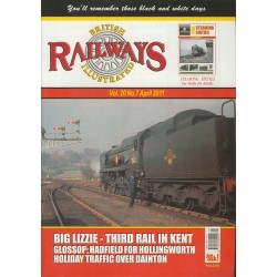 British Railways Illustrated 2011 April