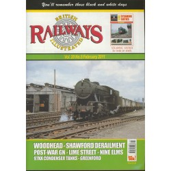 British Railways Illustrated 2011 February