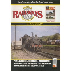 British Railways Illustrated 2011 January