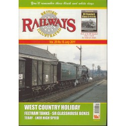British Railways Illustrated 2011 July