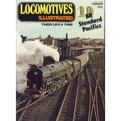 Locomotives Illustrated No.10