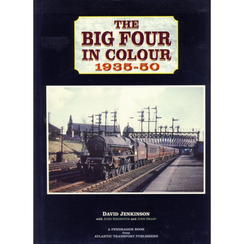 Big Four in Colour 1935-1950