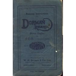 Dorman Ricardo diesel engine 4DS