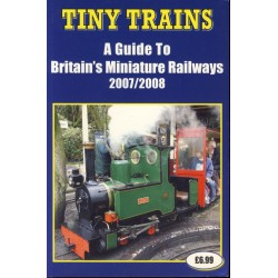 Tiny Trains 2007/2008