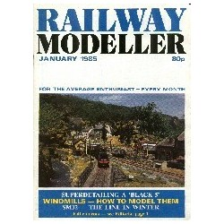 Railway Modeller 1985 January