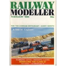 Railway Modeller 1985 February