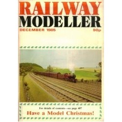 Railway Modeller 1985 December