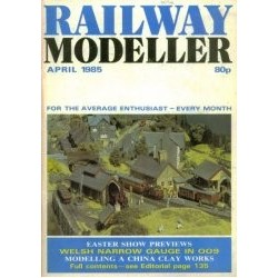 Railway Modeller 1985 April