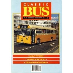 Classic Bus 1993 December/1994 January