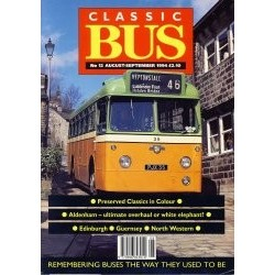 Classic Bus 1994 August/September