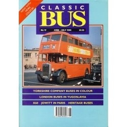 Classic Bus 1995 June/July