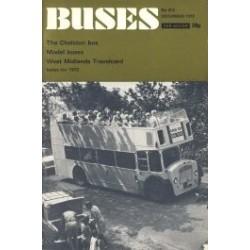 Buses 1972 December