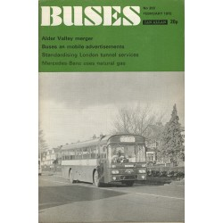 Buses 1972 February