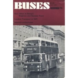 Buses 1972 July
