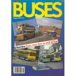 Buses 1992 August