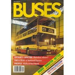 Buses 1992 January