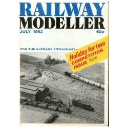 Railway Modeller 1982 July