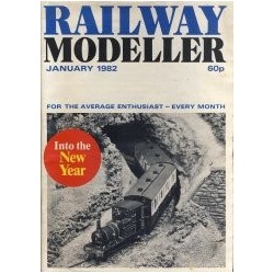 Railway Modeller 1982 January