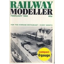 Railway Modeller 1982 February