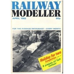 Railway Modeller 1982 April