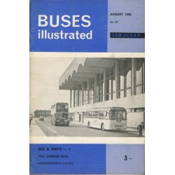 Buses Illustrated 1966 August