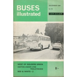 Buses Illustrated 1966 December