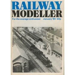 Railway Modeller 1980 January