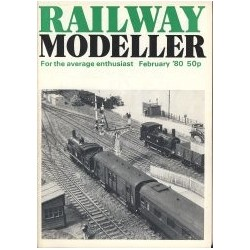 Railway Modeller 1980 February