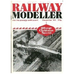 Railway Modeller 1980 December