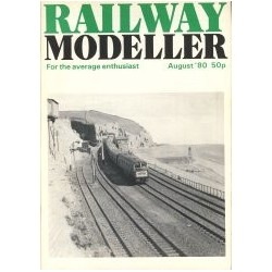 Railway Modeller 1980 August