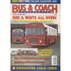 Bus and Coach Preservation 2000 July
