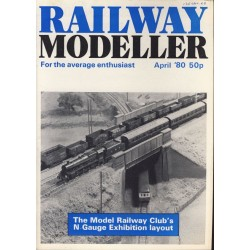 Railway Modeller 1980 April