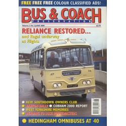 Bus and Coach Preservation 2000 June