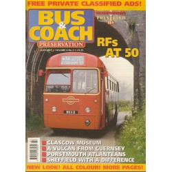 Bus and Coach Preservation 2001 July